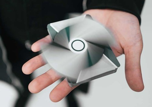 Playing Card Spinner