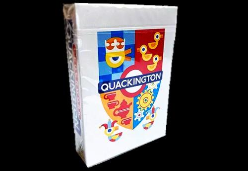 Clockwork Quackington Deck