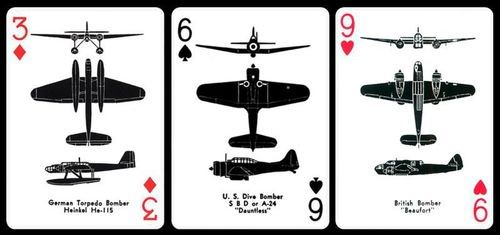 Airline Spotter decks