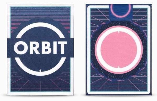 Orbit V7 Playing Cards