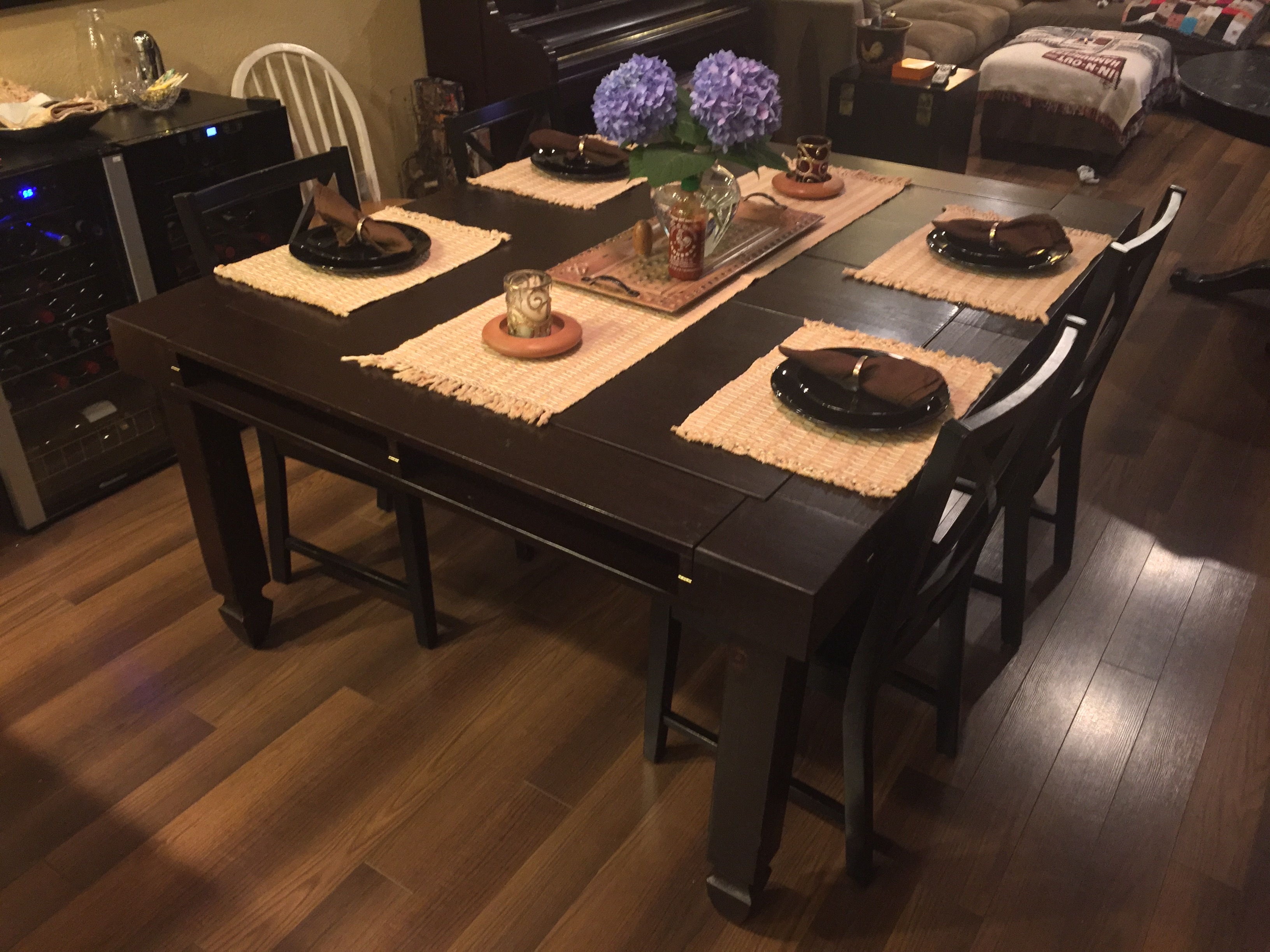 I Built A Board Gaming Table (for A Little More Than $150) | BoardGameGeek  | BoardGameGeek