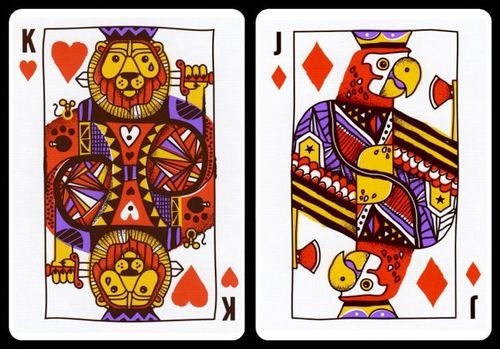 Animal Kingdom deck