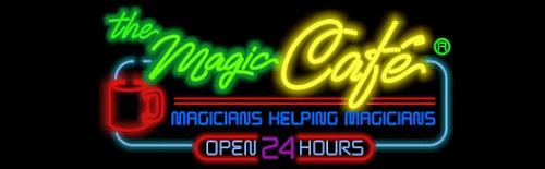 the magic cafe