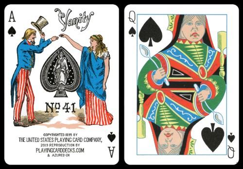 Vanity Fair Playing Cards (1895)