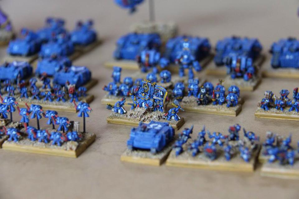 looking for a lighter version of Warhammer 40k | BoardGameGeek