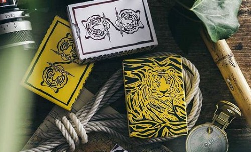 Hidden King Playing Cards