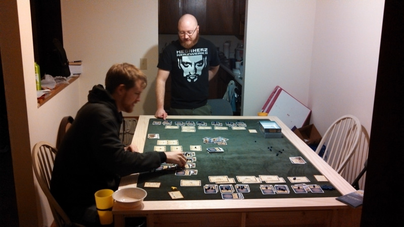 Fabulous Home Built Gaming Table Boardgamegeek Boardgamegeek Download Free Architecture Designs Pushbritishbridgeorg