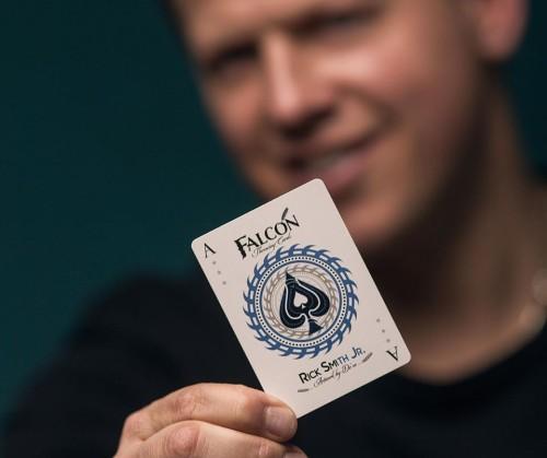 Rick Smith Jr card magic