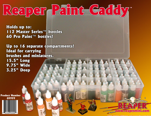 Works good for transport and storage. & Storing/transporting paints? | Miniature Painters Guild | BoardGameGeek
