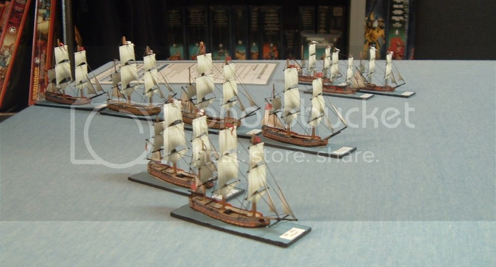 Napoleonic Naval Counters/Chits | Fighting Sail: Fleet