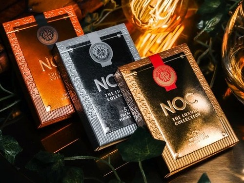 The NOC Luxury Collection playing cards