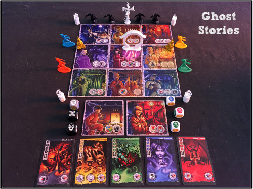 Story Board reviews Ghost Stories   Ghost Stories