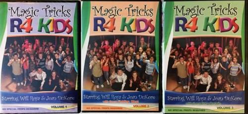 magic tricks dvd