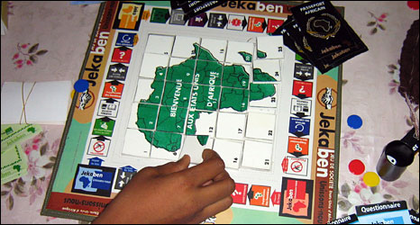 United States of Africa: The Board Game ...
