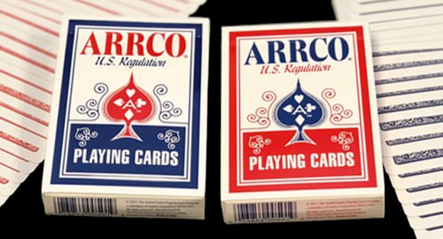 ARRCO card decks
