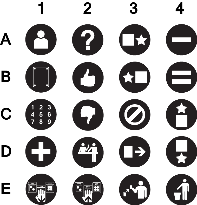 What Do These Symbols Mean To You Boardgamegeek Boardgamegeek