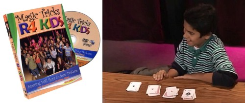 magic tricks dvd