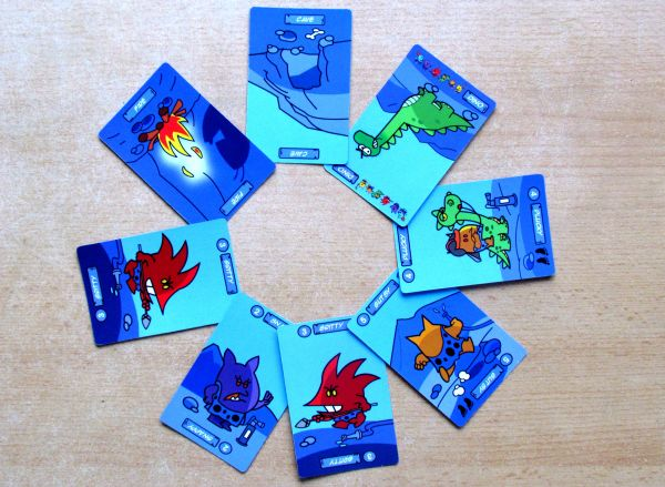 Review By Deskovehry Odynauts In Card Game Cavemen