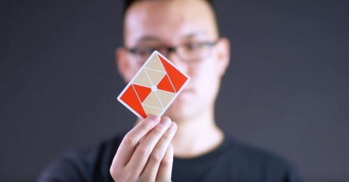 cardistry one card aerials