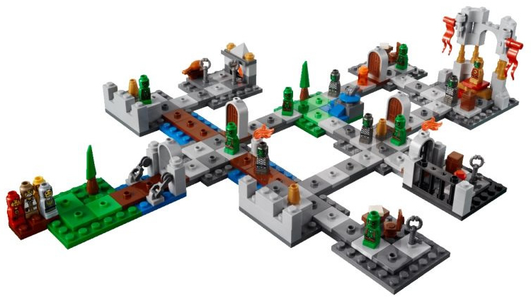 Father Geek's Review of LEGO Heroica: Fortaan | Heroica: Fortaan ...