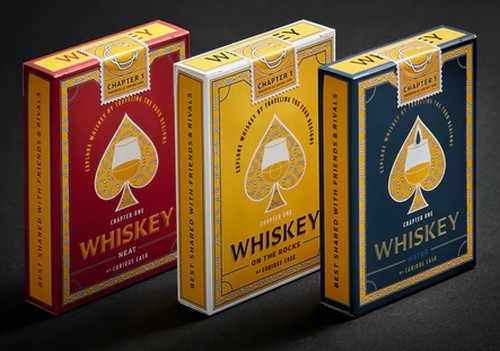 Curious Cask Whiskey deck