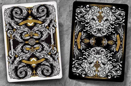 magna carta playing cards