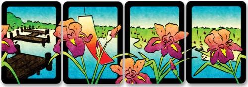 hanafuda playing cards