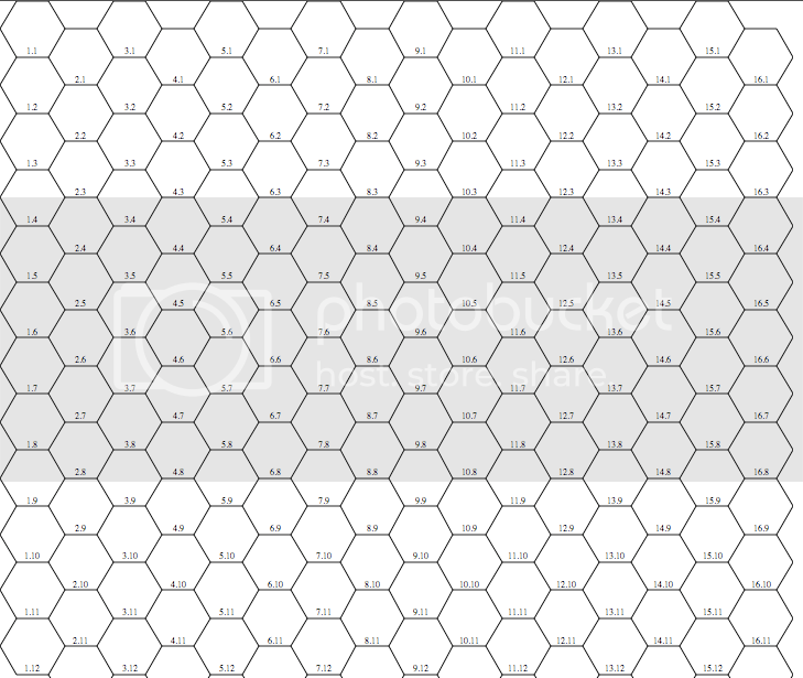 Hex map template | Infection Express | BoardGameGeek