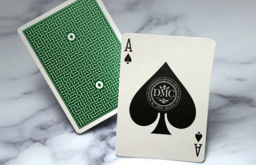 DMC Elites marked deck