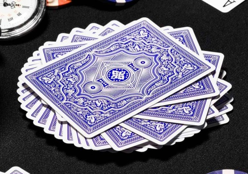 Cohort marked playing cards