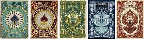 16th century French playing cards
