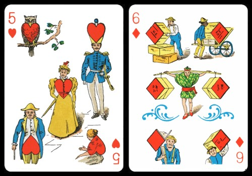 Vanity Fair Playing Cards (1895)