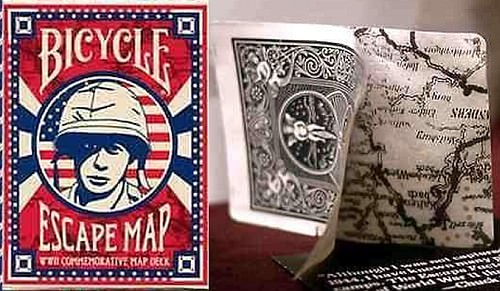 Vietnam War playing cards decks