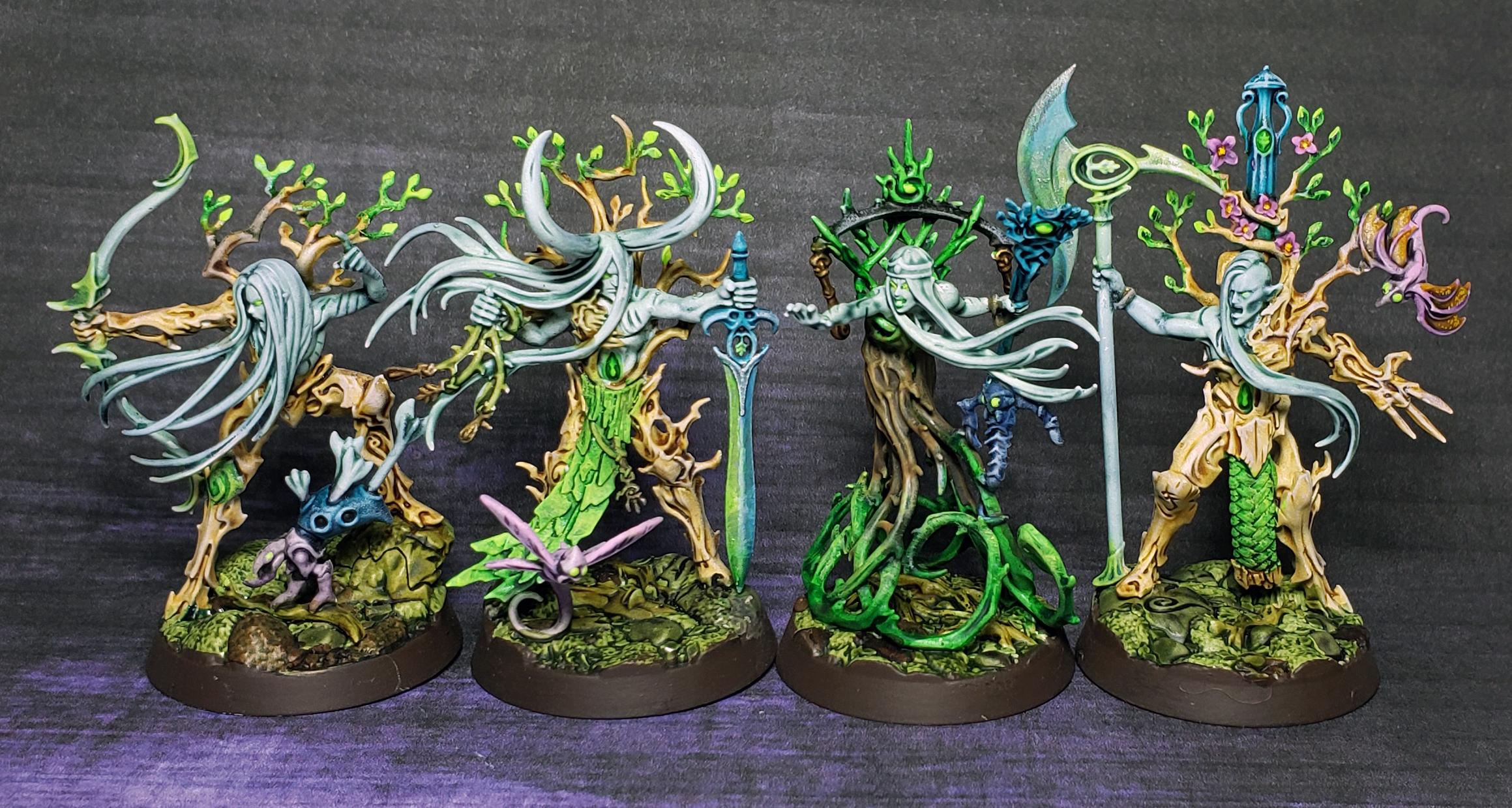 Warhammer Underworlds Nightvault Ylthari/'s Guardians