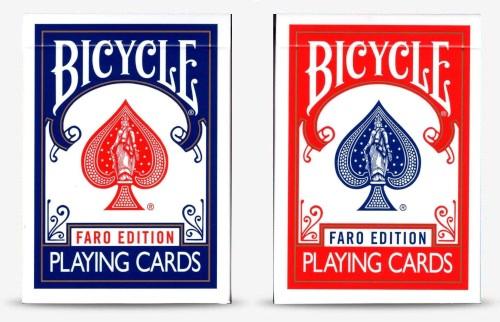 法魯版自行車撲克牌