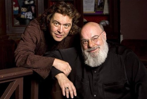 Jeff McBride & Eugene Burger