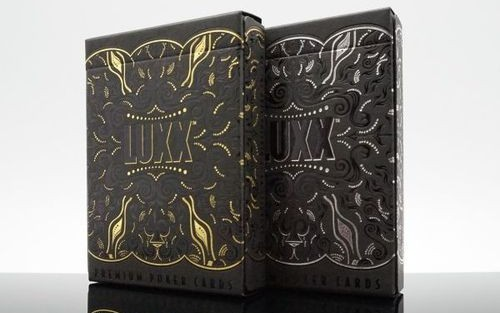 LUXX Shadow playing cards