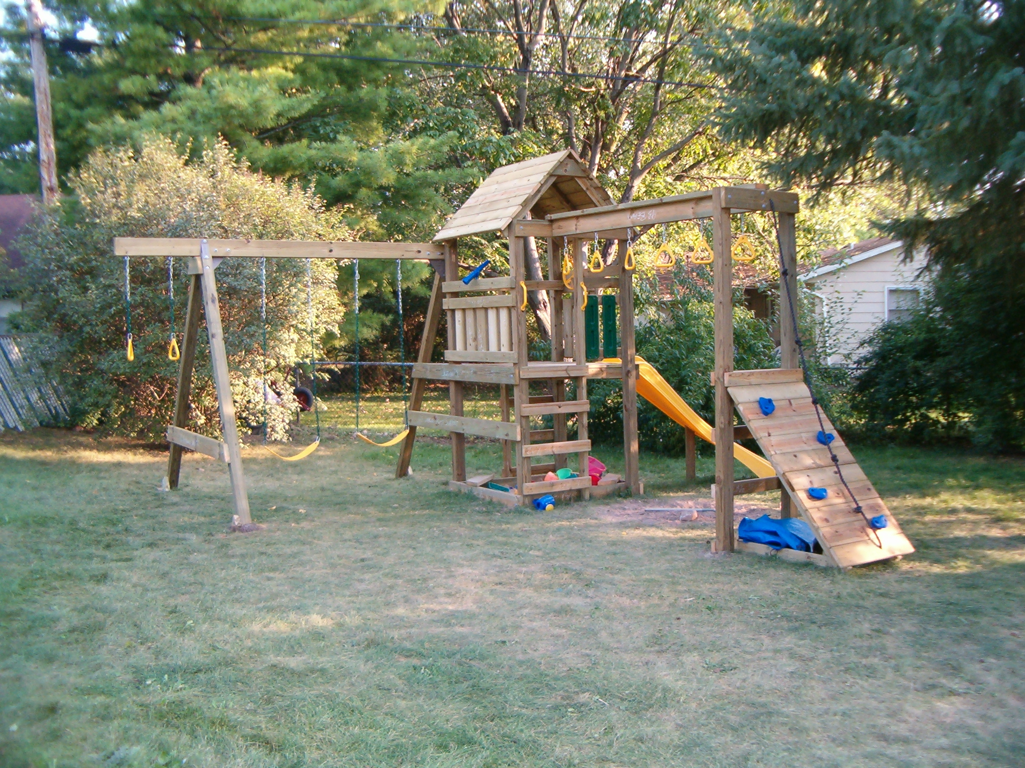 Image of: The Battle For Backyard Play Structure With Pics Boardgamegeek