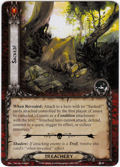 Image result for lotr lcg shadow cards