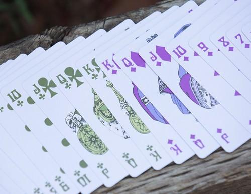 France deck