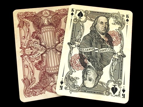 Federal 52 Part 2 playing cards
