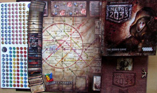 metro 2033 novel review
