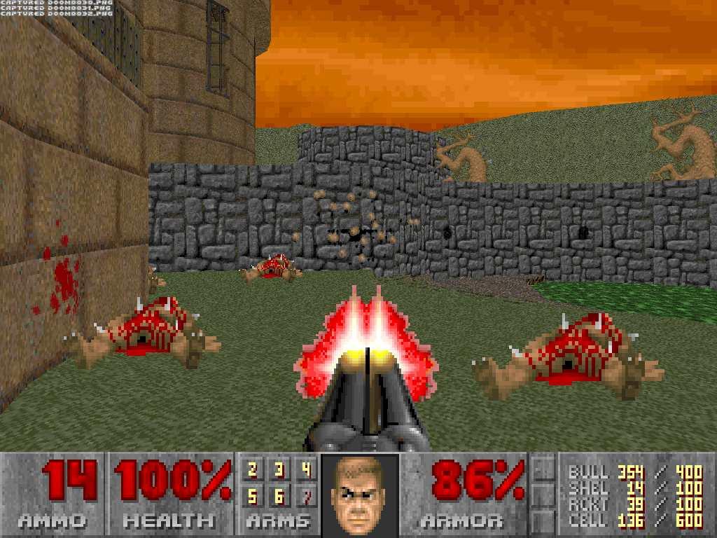 Doom II: Hell on Earth - What iD did with Doom, iD did