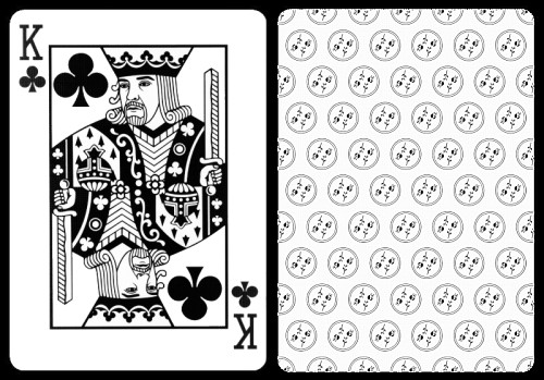 Polyantha playing cards