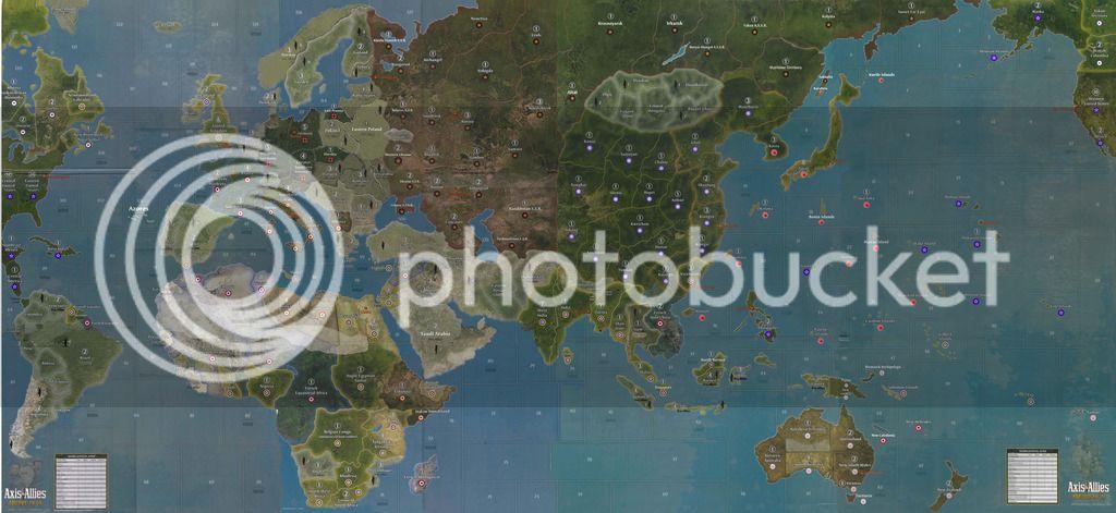 Global 1939, Global 1940, Global 1941, and Global 1942 | Axis