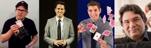 card magicians