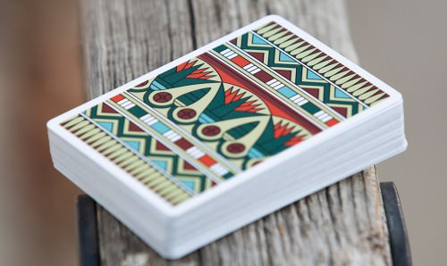 Egypt deck