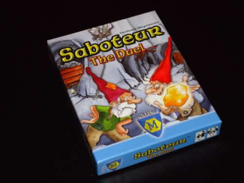 iSlaytheDragon com Reviews Saboteur: The Duel   Saboteur