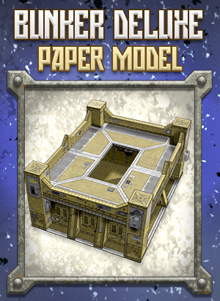 Dave Graffam Models new print-and-build paper model kits, and $1 sale