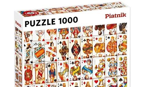 Piatnik puzzle